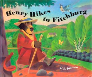 Cover of Henry Hikes to 					Fitchburg