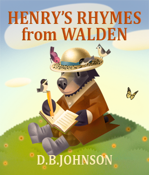 Cover of Henry's Rhymes From Walden