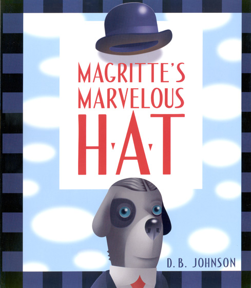 Cover of Magritte's Marvelous Hat